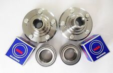 Front Wheel Hub W/ NSK  Bearing Set Honda Accord 03-07 / Civic Si / Acura  TSX