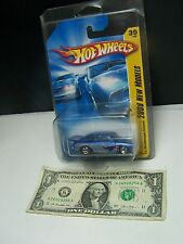 Hot Wheels NEW MODELS, BLUE '65 VOLKSWAGEN FASTBACK VW, -  2008