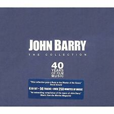 John Barry: The Collection, , Good Box set, Soundtrack