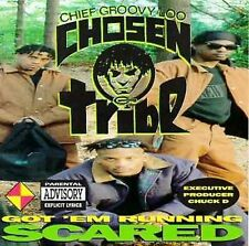 Got 'em Running Scared by Chief Groovy Loo & The Chosen Tribe Cassette NEW