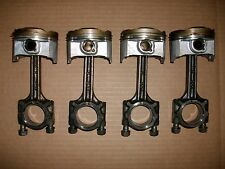 88 89 90 91 92 1990 GSXR 750 OEM PISTONS AND RODS BEARINGS 69MM