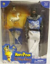 MONTY PYTHON AND THE HOLY GRAIL : TERRY JONES AS SIR BEDEVERE ACTION FIGURE (DJ)