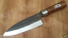JayGer Quality Hand Made 1065 High Carbon Steel Chef-Kitchen Knife-K14