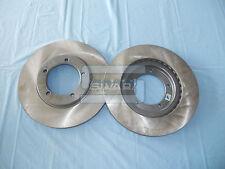 Coppia Dischi Freno ventilati Anteriori Daihatsu Feroza Rocky Taft 43512-87605