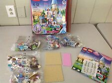 LEGO Disney Princess Cinderella's Romantic Castle 41055 Sealed Bags