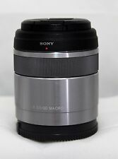 Sony 30mm f/3.5 Macro Lens E-Mount