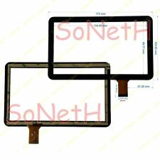 "Vetro Touch screen Digitizer 7,0"" Lisciani Mio Tab MP0100770 Tablet Nero"