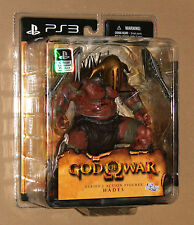 God of War HADES SERIES 1 Action figure personaggio ps3 Nuovo/Scatola Originale