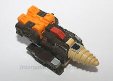 1987 Hasbro Transformers Technobot Nosecone Action Figure (Sexy)