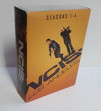 NCIS: Los Angeles Seasons 1-4 DVD 24-Disc Box Set - Brand New SEALED  Ships Free