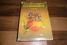 ASTRID LINDGREN -- ERZÄHLUNGEN // Illus. Rolf Rettich / HC von Oetinger 1979