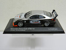 Mercedes CLK Coupé DTM 2001 Test Car M. Hakkinen  Minichamps Nr. 400013193