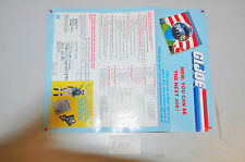 P151 folder english for ordering steel brigade with personal filecard