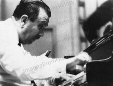 8x10 Print Claudio Arrau Chilean Pianist #CA1