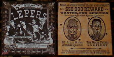 """2 x GG ALLIN Limited Edition Split 7""""s DUANE PETERS Disco Lepers antiseen g.g."""