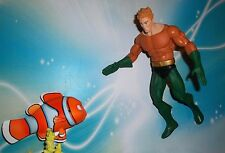 DC DIRECT COLLECTIBLES HISTORY OF THE DC UNIVERSE SERIES AQUAMAN FIGURE