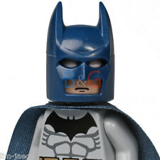 Lego Batman Minifigure Light Gray Dark Blue from 7786 7787 - 2006