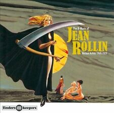 The B-Music of Jean Rollin: 1968-1979 by Various Artists (CD, Mar-2012,...