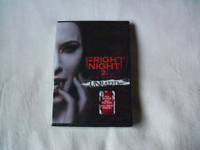 Fright Night 2: New Blood (DVD, 2013, Unrated, Brand New)