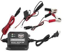 BikeMaster 1.5 AMP Battery Charger/Maintainer Motorcycle Battery Chargers
