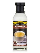 Walden Farms Hazelnut Naturally Flavored Coffee Creamer 12 oz - (Pack of 6)