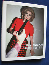 PORTRAITS - SIGNED & INSCRIBED by HELMUT NEWTON to Director BILLY WILDER & WIFE