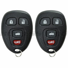 2 New Remote Keyless Entry Key Fob Clicker Transmitter Control Alarm Control