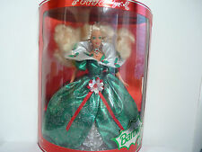 1995 Special Edition Happy Holidays Barbie NRFB !!