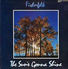 FISHERFOLK the sun's gonna shine CR 1025 A1/B1 uk celebration 1981 LP PS EX/EX
