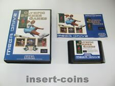 Olympic Summer Games   -   Sega Mega Drive / MD / Pal  #R8