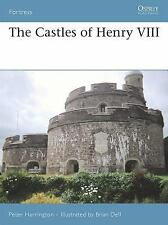 Osprey Publications Fortress: #66  The Castles of Henry VIII