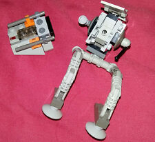 LEGO STAR WARS STARWARSMINI AT-ST & Snowspeeder 4486 100%COMPLETE + INSTRUCTIONS