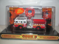 Code 3 - New York Fire Department - Seagrave Pumper Truck #45 - Scale 1:64