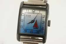 Slawa vintage Russian USSR collection ladies womens wrist watch cal. 1601