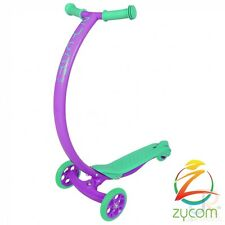 Zycom C100 Cruz Kids Mini Scooter - Purple / Turquoise