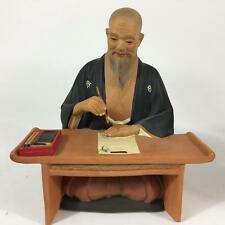 Hakata Urasaki Doll Vtg Fukuoka Japan New Years Writing Ceremony Figurine U-166