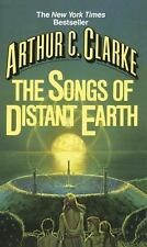 THE SONGS OF DISTANT EARTH Arthur C. Clarke SciFi pb FREE FAST SHIP