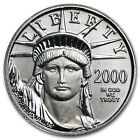 2000 1/10 oz Platinum American Eagle Coin - Brilliant Uncirculated - SKU #7457