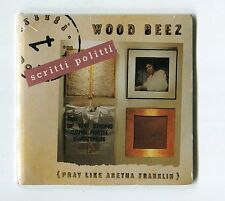Scritti Politti SEALED (!) 3-INCH-cd-maxi WOOD BEEZ Pray Like Aretha Franklin