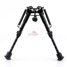 "Tactical 5 level 6""-9"" Bipod Foregrip Mount Picatinny Rail Adapter for Rifle"
