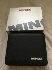 VINTAGE Minox TLX-Set 60682 macchina fotografica con custodia, flash & Catena Made in Germany