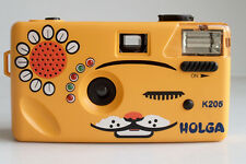 USD - Holga Cat Face K205 K-205 Meow sound 135 format 35mm film camera lomo