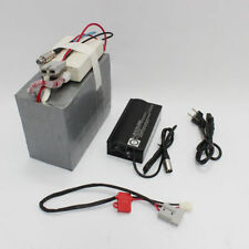 36V 15AH LiFePO4 Battery with BMS and 5A Fast Charger Ebike