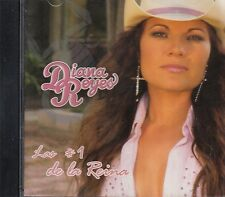 Diana Reyes Las Numero Uno De La Reina CD USED LIKE NEW