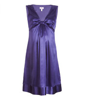 Bellybutton Maternity Silk Evening Dress - Size 14 - BNWT - original price £230