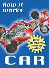 How It Works: Car: Over 30 Flaps to Open and Explore! (How It Works Books), Nich