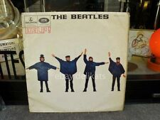 THE BEATLES HELP disco 33 giri LP Parlophone mono