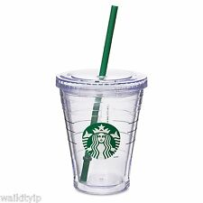 Cold Cup Starbucks Tumbler 12 Oz Holiday Insulated Coffee Travel Tall New 12oz
