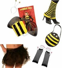 Bumble Honey Bee Fancy Dress Costume Accessory Kit Hen Night P7421