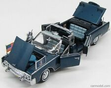 SALE !! Yatming Kennedy 1961 Lincoln X100 Limousine 1:24 Scale Mode